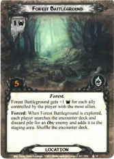Forest Battleground