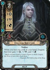 Eregion Survivor
